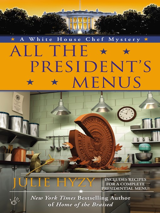 Cover of All the President's Menus